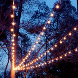String Light Canopy- Anchored 6.30.15