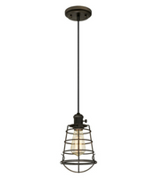 Cage Shade Pendant